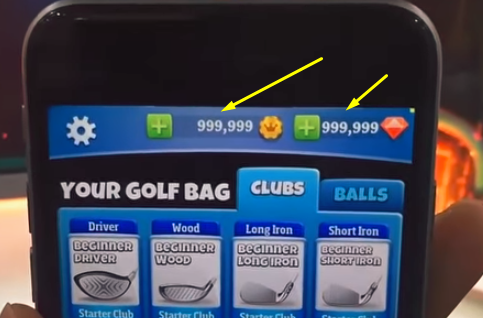 Golf Clash Cheat – Collect Unlimited Gems And Coins
