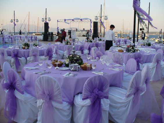 Linen Will Help Your Reception Shine
