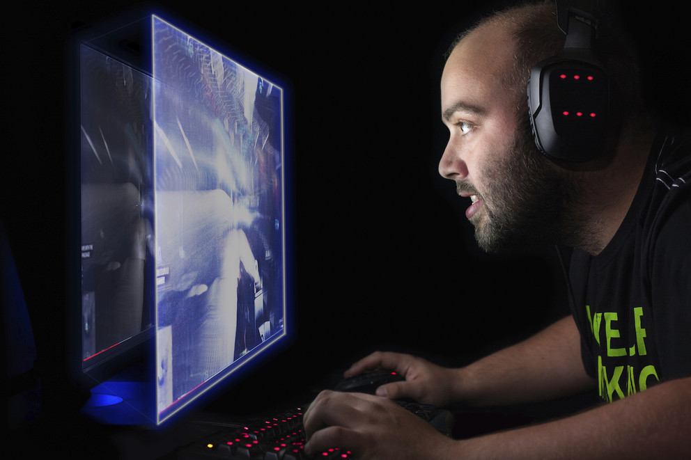 Negative Points Of Playing The Video Game On The Study