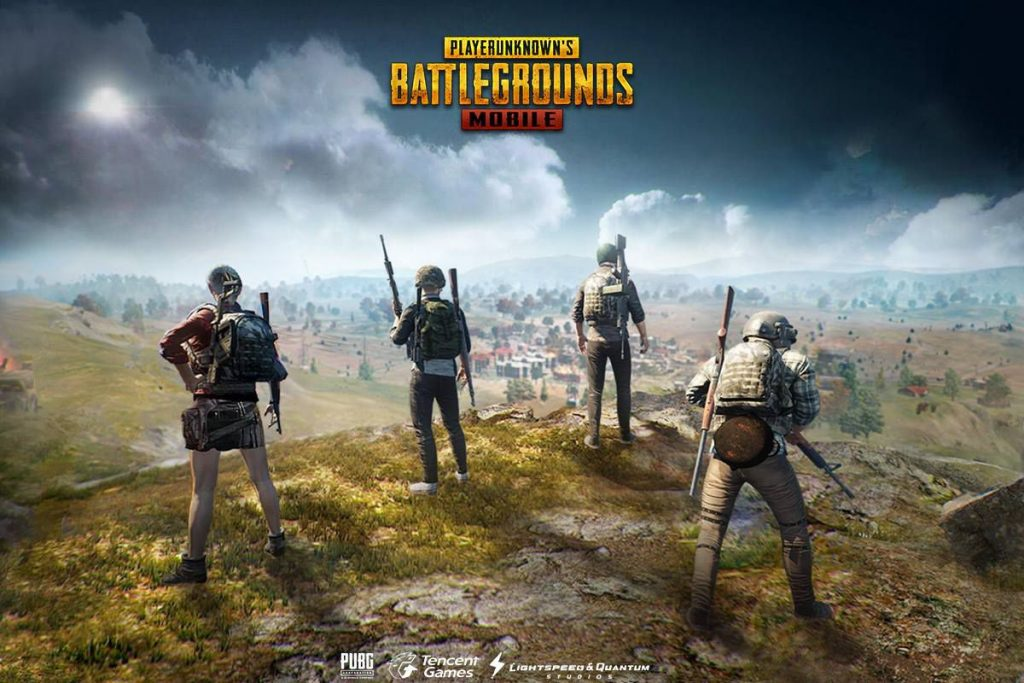 Pubg Mobile- Addiction To Shooting And Uc