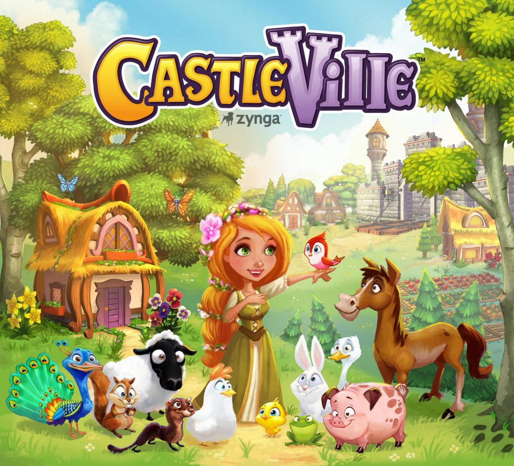Zynga's Castleville on Facebook: The Game You Cannot Stop Playing