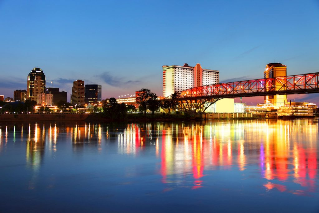 Shreveport: Crawfish, Cajuns, And Casinos!