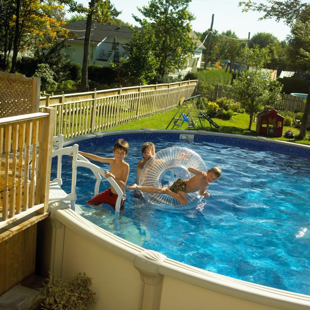 Pool Safety for Kids and protection from injuries