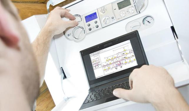 What is the need of the annul servicing of the boilers?