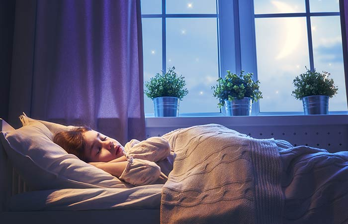 Learn How To Get Sound Sleep At Night